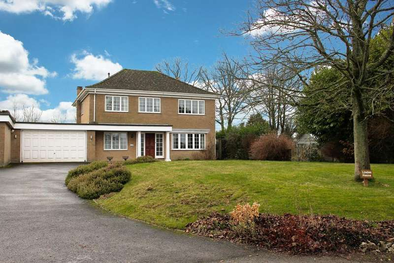 4 Bedrooms Link Detached House for sale in Wield Road, MEDSTEAD, Hampshire