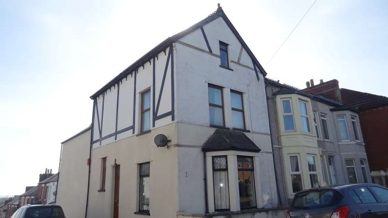 5 Bedrooms End Of Terrace House for sale in Rectory Road, BARRY