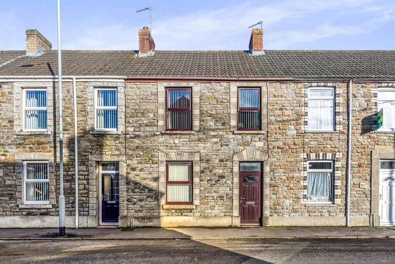 3 Bedrooms Terraced House for sale in Blodwen Terrace, Penclawdd, Swansea