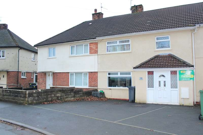 3 Bedrooms Terraced House for sale in Portfield Crescent, Llanishen, Cardiff