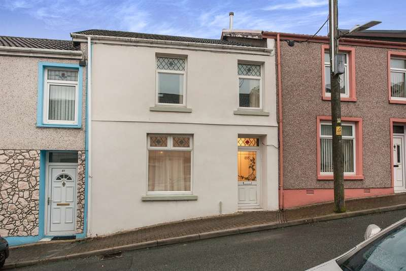 3 Bedrooms Terraced House for sale in Brynhyfryd Street, Penydarren, Merthyr Tydfil