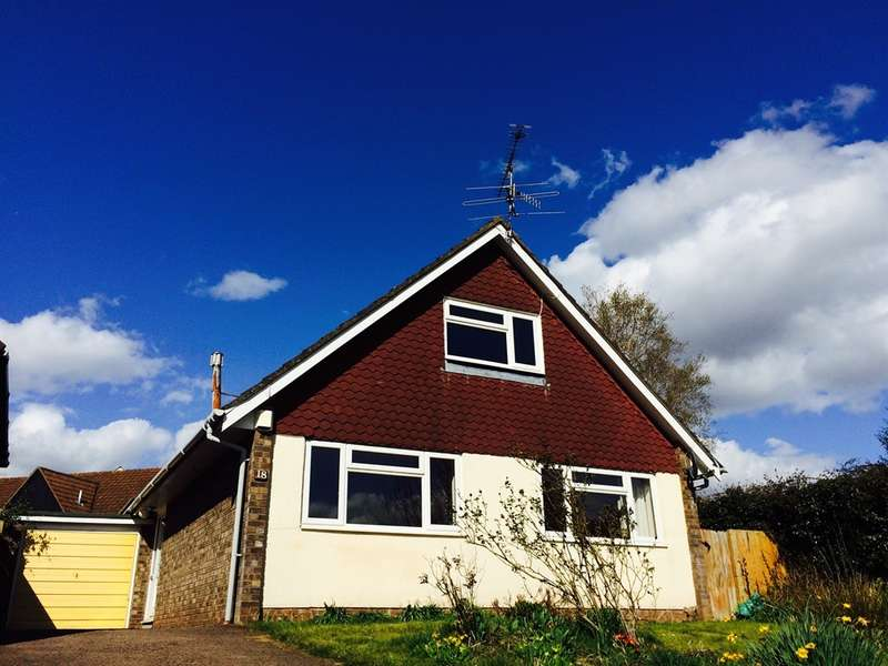 4 Bedrooms Detached Bungalow for sale in Justins Hill, Wyesham, Monmouth