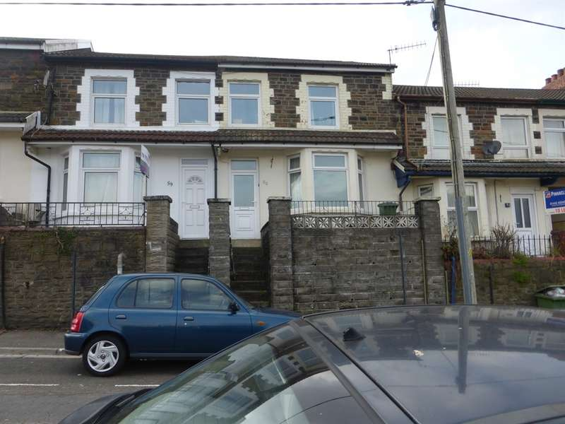 5 Bedrooms Terraced House for sale in Kingsland Terrace, Pontypridd
