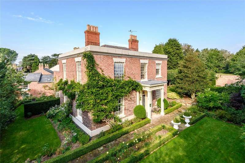 5 Bedrooms Unique Property for sale in Pepper Street, Christleton, Chester, CH3