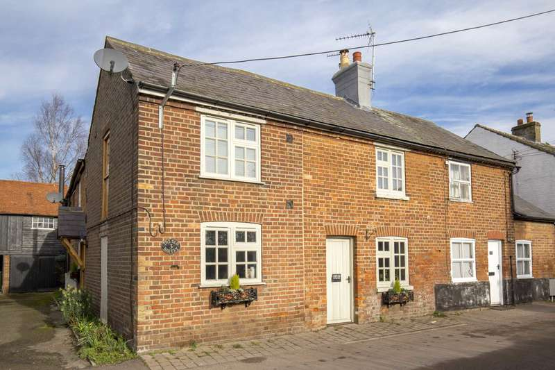 3 Bedrooms Cottage House for sale in Cheddington Lane, Long Marston