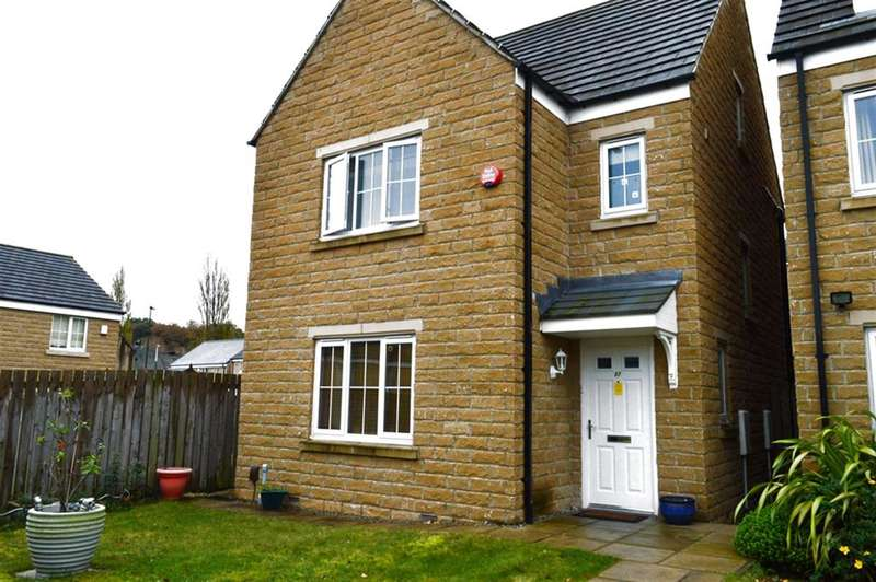 4 Bedrooms Detached House for sale in Wheathouse Grove, Birkby, Huddersfield, HD2 2SU