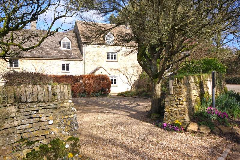 4 Bedrooms Semi Detached House for sale in Lower End, Daglingworth, Cirencester, GL7