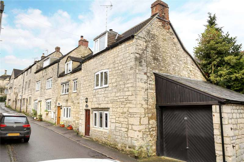 2 Bedrooms Terraced House for sale in Vicarage Street, Painswick, Stroud, Gloucestershire, GL6