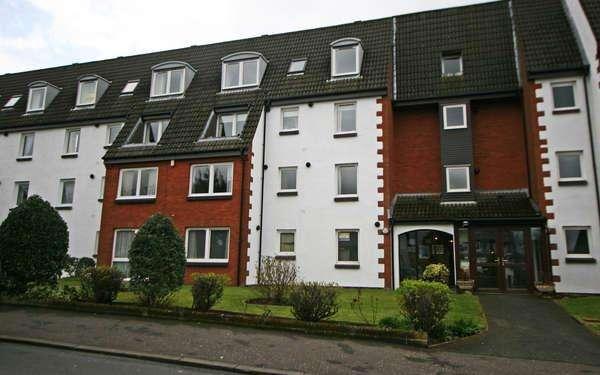 1 Bedroom Flat for sale in 50 Homemount House, Gogoside Road, Largs, KA30 9LS
