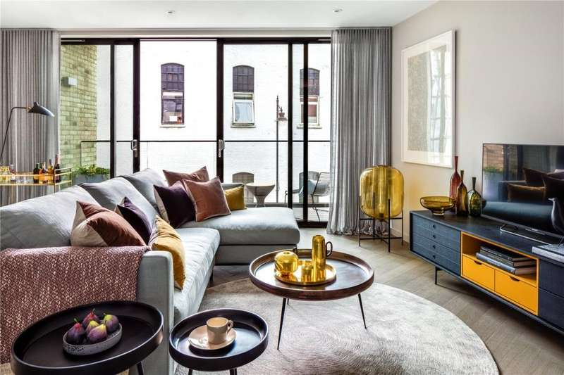 3 Bedrooms Penthouse Flat for sale in Snowsfields Yard, 6 - 16 Melior Street, London, SE1