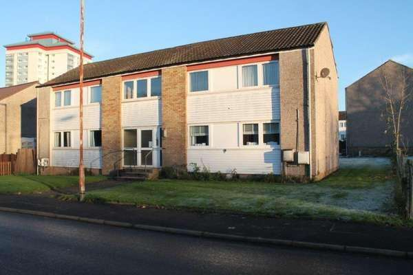 1 Bedroom Flat for sale in 16/2 Brewster Avenue, Paisley, PA3 4NH