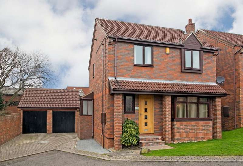 3 Bedrooms Detached House for sale in Bankfield Court, Wrenthorpe