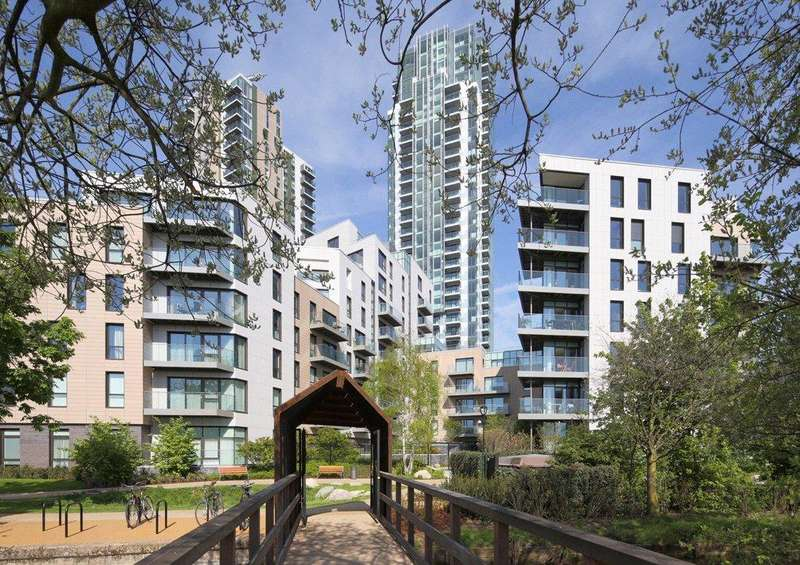 2 Bedrooms Flat for sale in City View Apartments, Devan Grove, London, N4