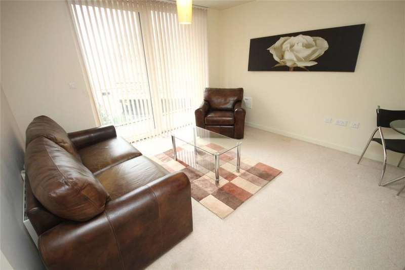 1 Bedroom Flat for sale in Spectrum, Blackfriars Road, Salford, Greater Manchester, M3
