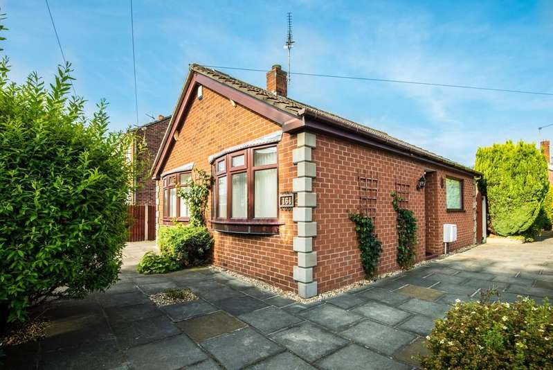 2 Bedrooms Detached Bungalow for sale in Burscough Street, Ormskirk