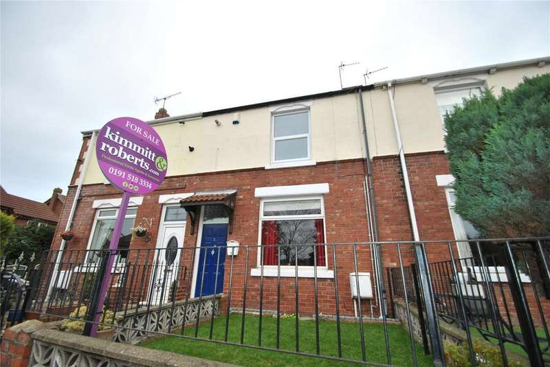 2 Bedrooms Terraced House for sale in West View, Easington Village, SR8