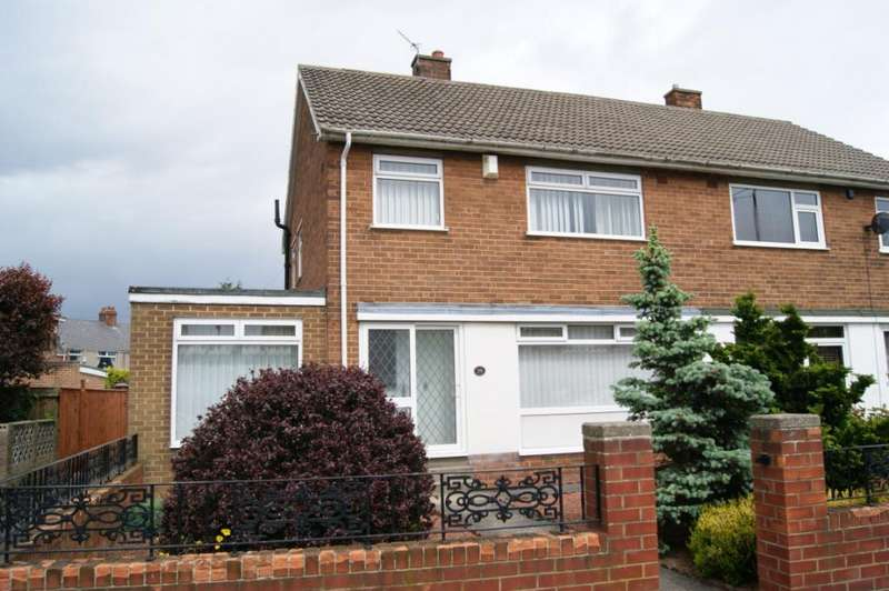 3 Bedrooms Semi Detached House for sale in Moorhouse Gardens, Hetton le Hole, Houghton le Spring, Tyne and Wear, DH5