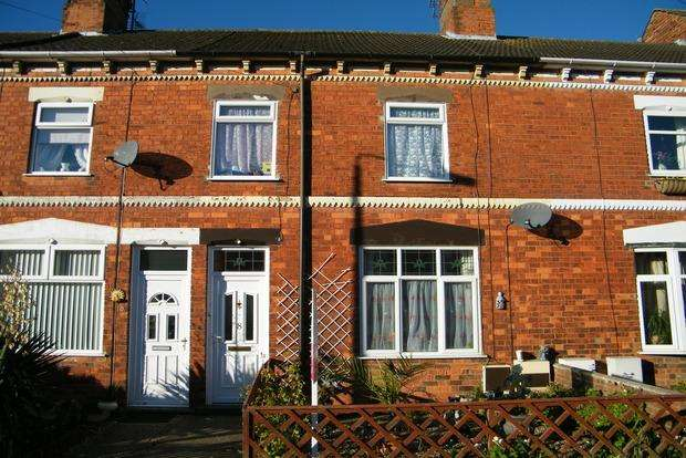 4 Bedrooms Terraced House for sale in Alexandra Road, Skegness, PE25