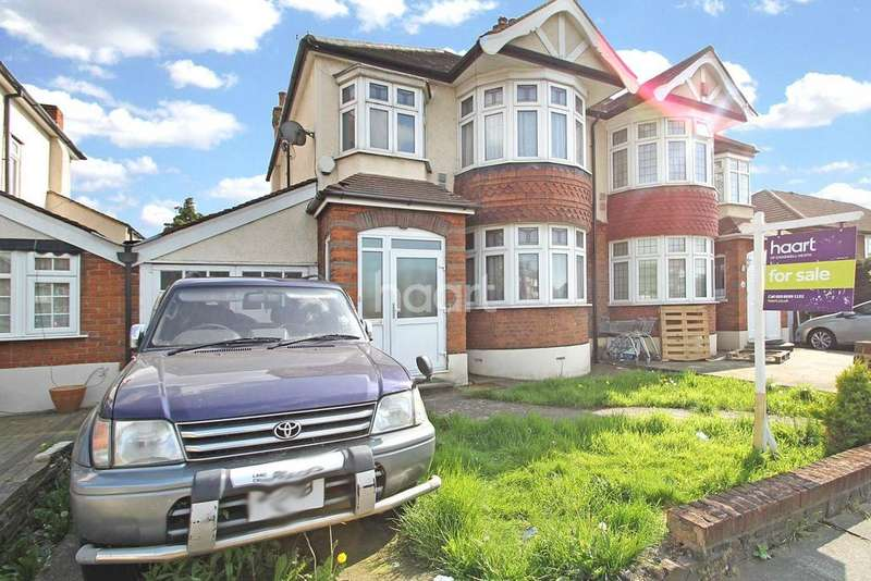3 Bedrooms Semi Detached House for sale in Eastern Avenue West, Chadwell Heath