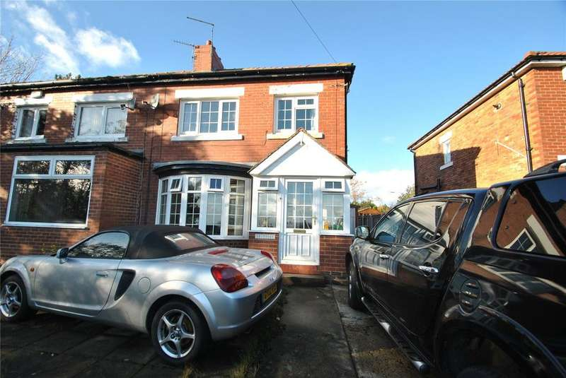 3 Bedrooms Semi Detached House for sale in Stockton Road, Seaham, Co Durham, SR7