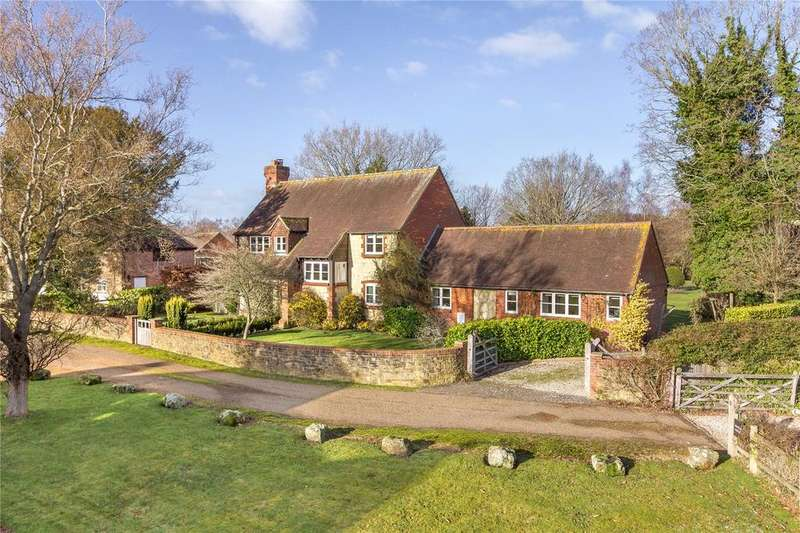 6 Bedrooms Detached House for sale in Lodge Green, Burton Park, Petworth, West Sussex, GU28