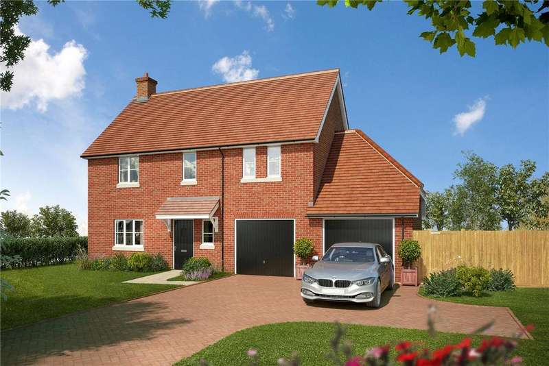 4 Bedrooms Detached House for sale in Alchester Park Phase 2, 29 The Green, Bicester, Oxfordshire, OX26