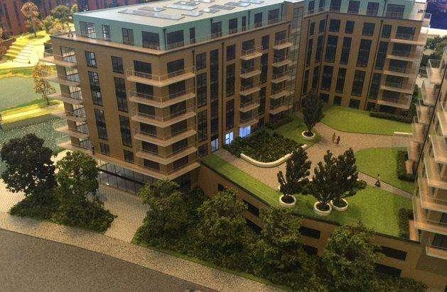 2 Bedrooms Flat for sale in Central Road, Dartford, Kent, DA1
