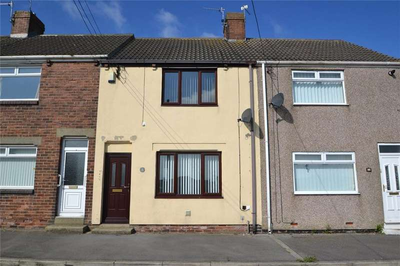 2 Bedrooms Terraced House for sale in Albert Street, Thornley, Co.Durham, DH6