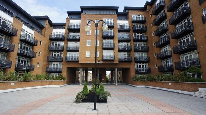 2 Bedrooms Apartment Flat for sale in Langbourne Place, Island Gardens, London