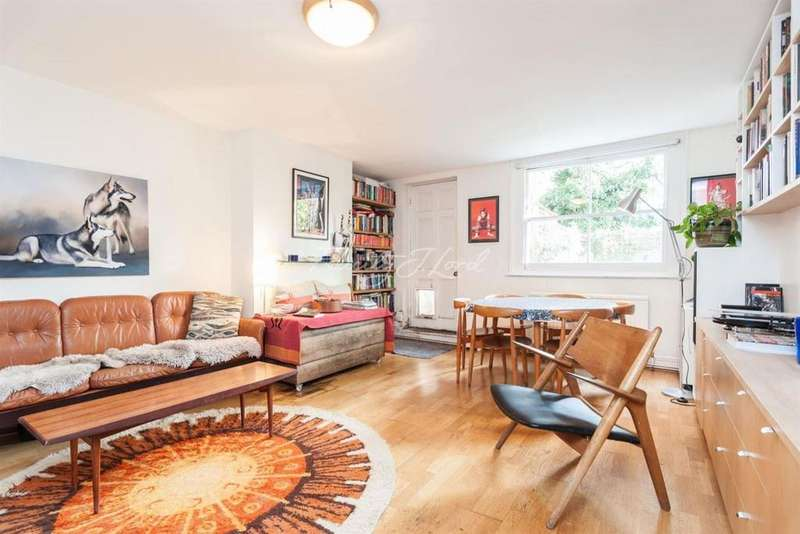 2 Bedrooms Flat for sale in Rectory Road, N16