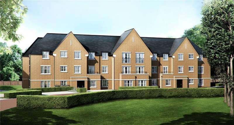 2 Bedrooms Flat for sale in Virginia Gate, Wick Road, Englefield Green, Ascot, Surrey, TW20