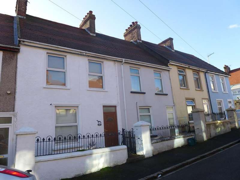 2 Bedrooms Terraced House for sale in Vicary Street, Milford Haven