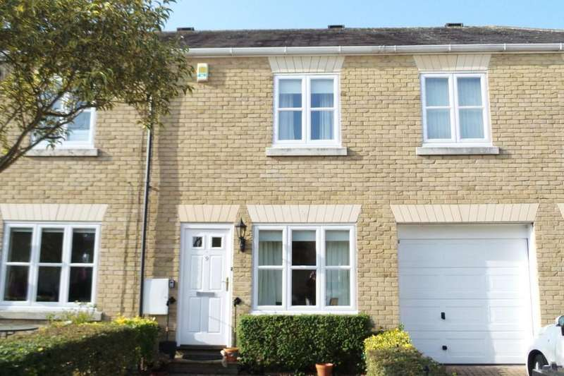 2 Bedrooms Town House for sale in 9 Spa Mews, Boston Spa, LS23 6TR