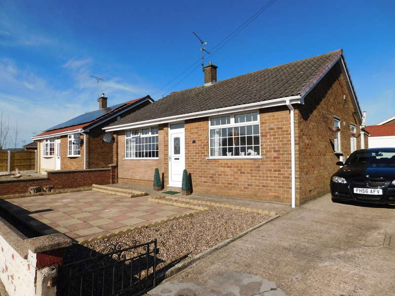 2 Bedrooms Detached House for sale in Farndale Close Sutton in Ashfield