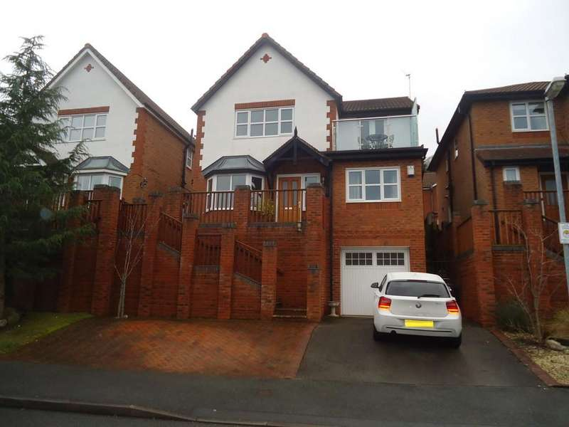 4 Bedrooms Detached House for sale in Lon Y Berllan, Abergele