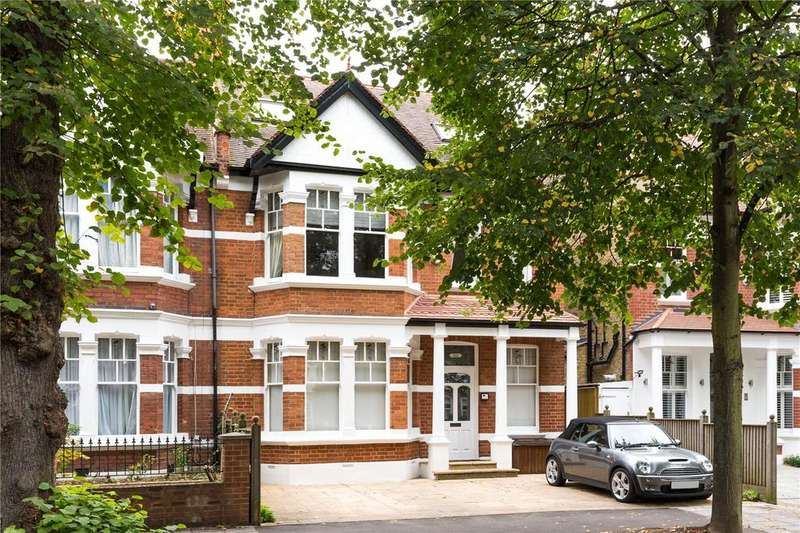5 Bedrooms Semi Detached House for sale in Dukes Avenue, Chiswick, London, W4