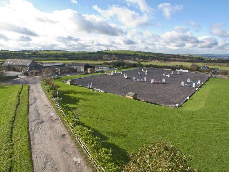 4 Bedrooms Equestrian Facility Character Property for sale in Gooseneck Farm, Leek