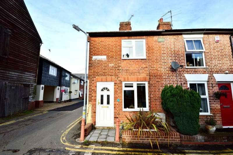 2 Bedrooms Semi Detached House for sale in Church Street, Rowhedge