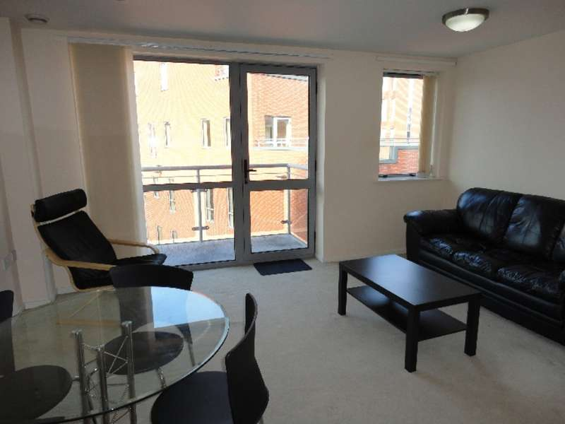 1 Bedroom Apartment Flat for sale in Ahlux House, Millwright Street