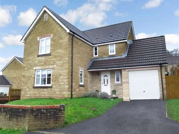 4 Bedrooms Detached House for sale in Nettlecombe View, Wells, Somerset
