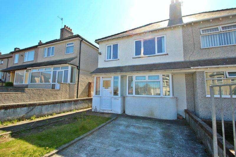 3 Bedrooms Semi Detached House for sale in Caernarfon, Gwynedd