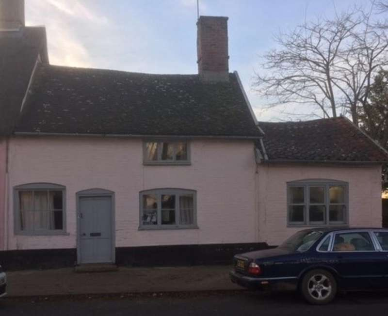 2 Bedrooms Cottage House for sale in Eye