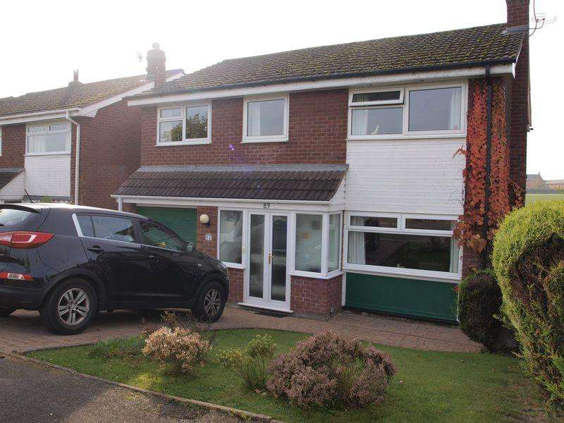 4 Bedrooms Detached House for sale in Shores Green Drive, Wincham, CW9 6EJ