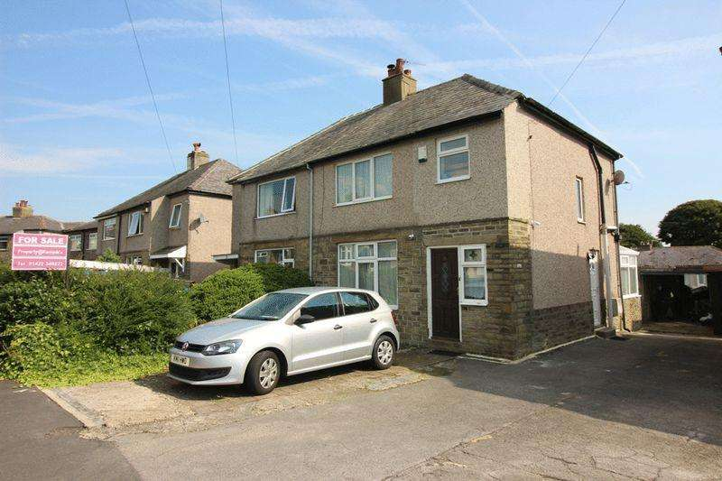 3 Bedrooms Semi Detached House for sale in Golf Avenue, Halifax