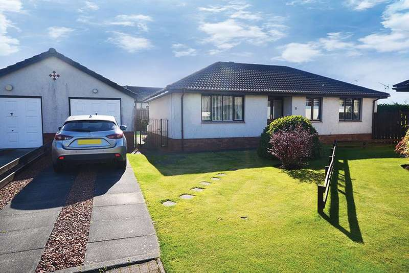 3 Bedrooms Detached Bungalow for sale in 6 Westside Gardens, Mauchline, KA5 5DJ