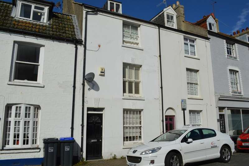 4 Bedrooms Town House for sale in Portland Road, Worthing, BN11 1QG