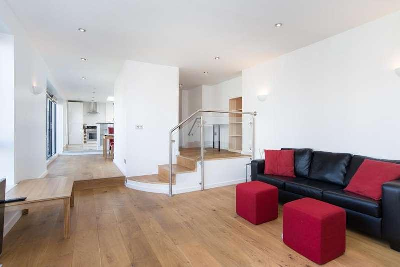 3 Bedrooms Maisonette Flat for sale in Webber Street, SE1