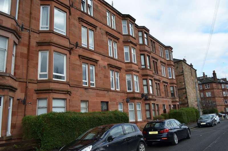2 Bedrooms Flat for sale in Cartvale Road, Flat 1/2, Battlefield, Glasgow, G42 9RN