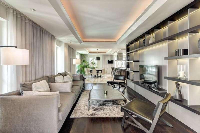 4 Bedrooms Penthouse Flat for rent in Lancelot Place, Knightsbridge, London, SW7