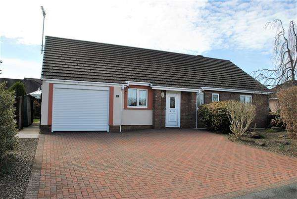 3 Bedrooms Detached Bungalow for sale in 10 Callans Drive